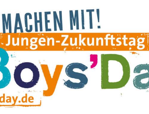 Boys-Day am 28.03.2018